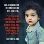 bible verses about children - what JESUS said about kids