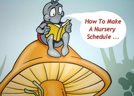 How To Make A Church Nursery Schedule
