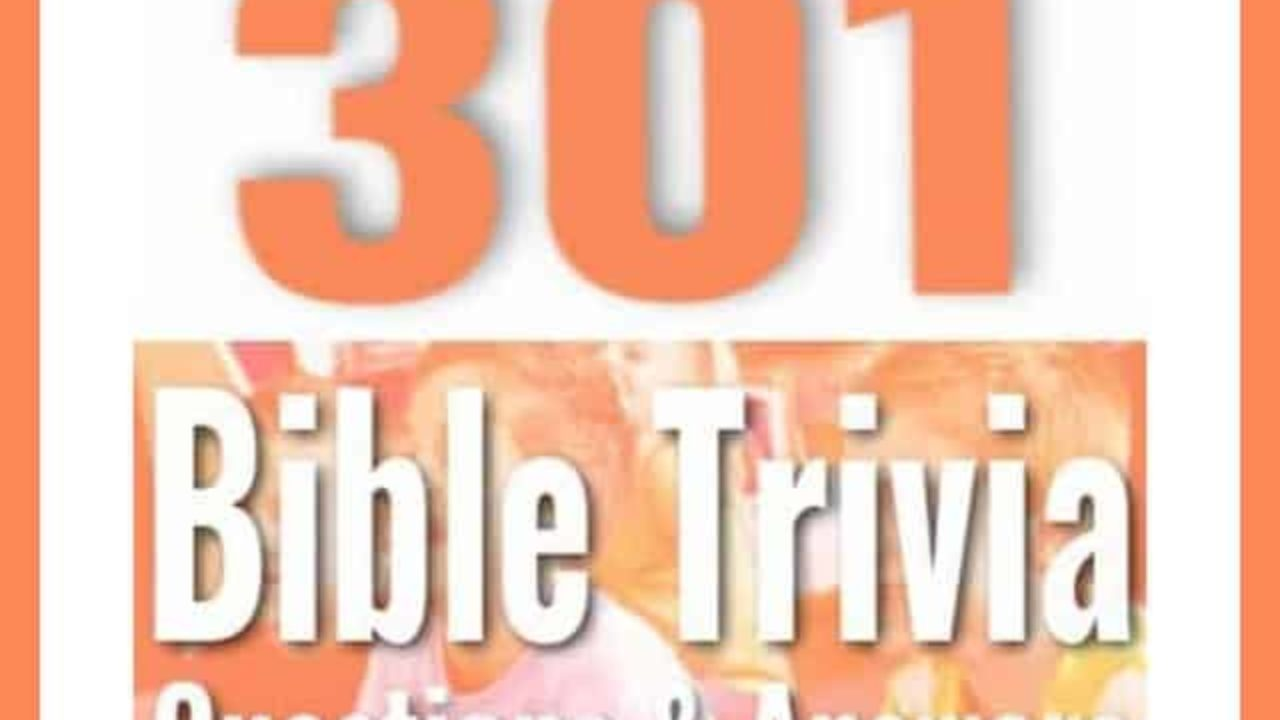 Christmas Bible Trivia.301 Bible Trivia Questions Answers Fun Quiz For Kids Youth