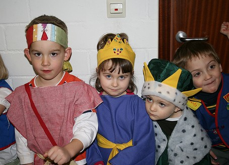 Ten Adorable Kids Bible Costumes Ministry To Children