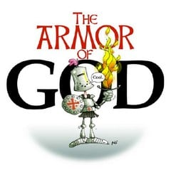 Free VBS Curriculum - Armor of God / Bible Boot Camp