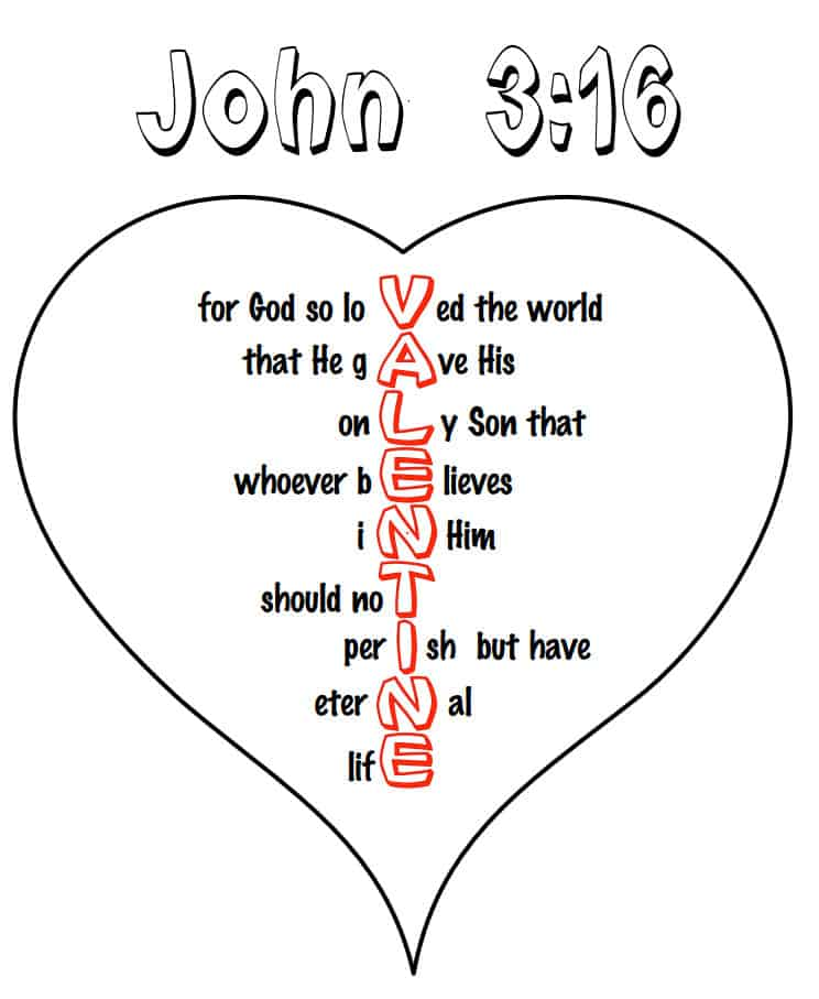 john 3 coloring pages - photo#33