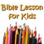 Gideon Lesson for Children's Church (Judges 6-7)