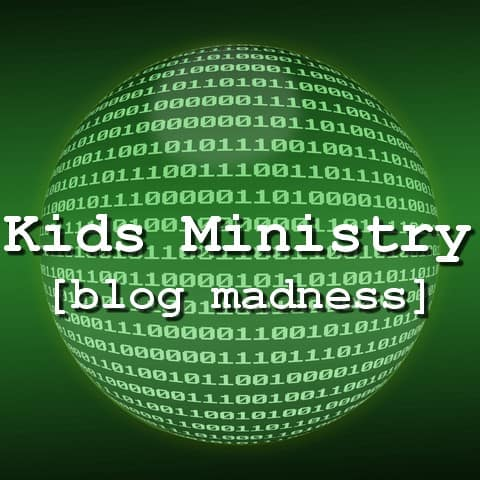 Kidmin Blog Madness