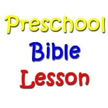graphic regarding Free Printable Children's Church Curriculum referred to as Preschool Bible Courses for Sunday College