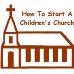 how to start a ministry to children