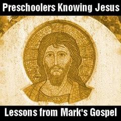 Jesus Baptism Preschool Sunday School Lesson