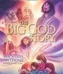 The Big God Story book cover photo