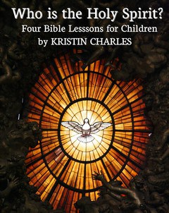 Holy Spirit Is A Mystery Printable Kids Bible Lesson