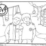 Bible Coloring Pages From Ministry To Children
