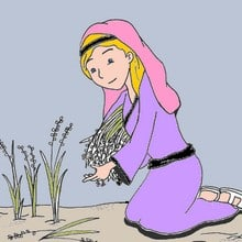Ruth Bible Lesson For Kids