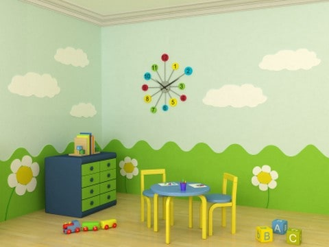 How To Decorate A Church Nursery