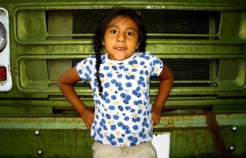 Hispanic Child
