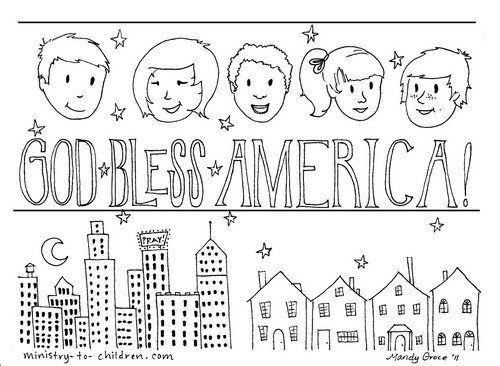 480 Usa Coloring Pages Pdf For Free