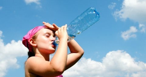 heat related illness in children