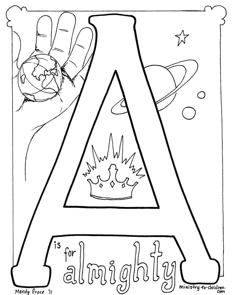 advanced bible coloring pages - photo#33