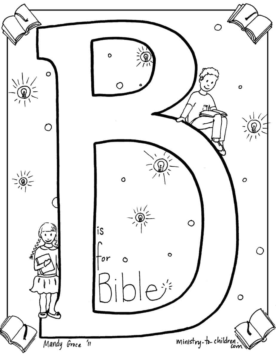 advanced bible coloring pages - photo#16