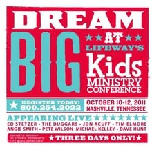 LifeWay's children's ministry conference logo