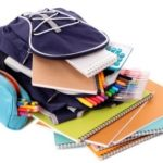 Backpack and School Supplies