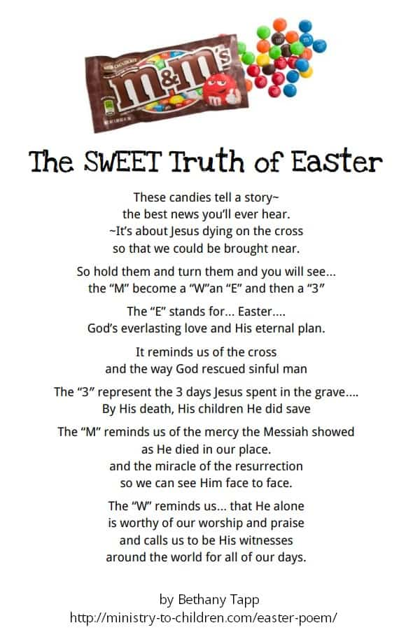 easter poems for kids - photo #2