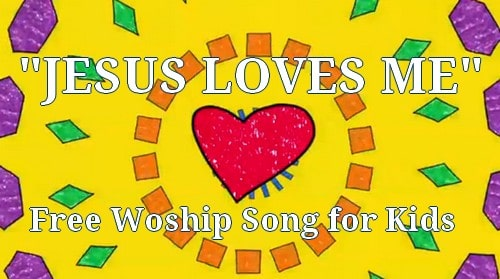 quot Jesus Loves Me quot Song Video for