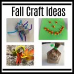 Fall craft ideas for Sunday School