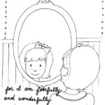 Bible coloring pages from ministry to children part 7 for Psalm 139 coloring page