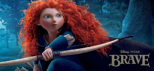 Lesson plan on obeying parents that uses a movie clip from BRAVE