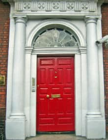 Red Door - Ask, Seek, Knock