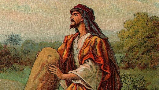 God's promise to Jacob Bible Lesson