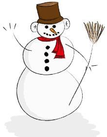Children's Winter Craft Ideas