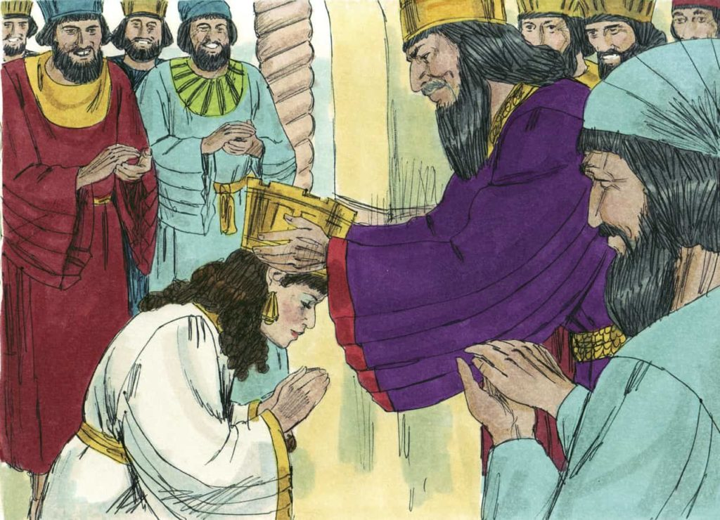 Lesson on Esther 1-2
