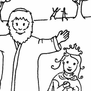 Esther Bible Lesson for Preschoolers | Ministry-To-Children