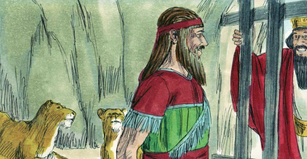 Daniel-and-Lions