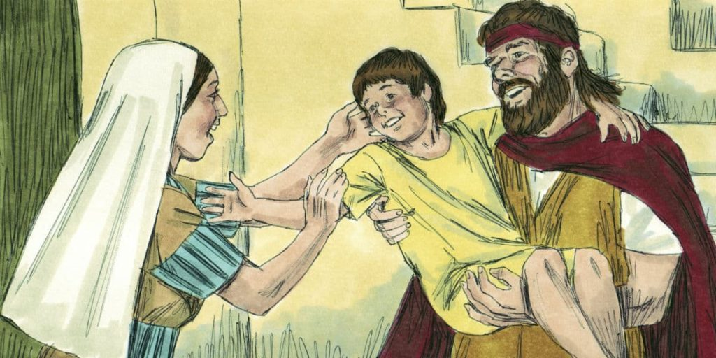 Bible Lesson: Elijah-Heals-1-Kings-17