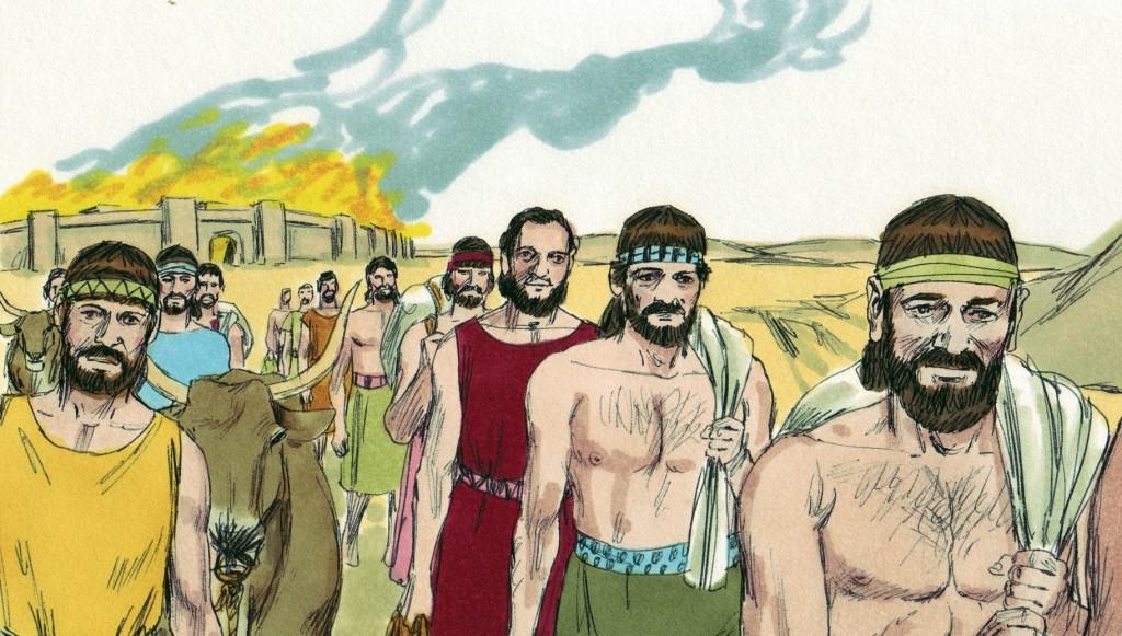 Bible Lesson The defeat of Ai Joshua 8