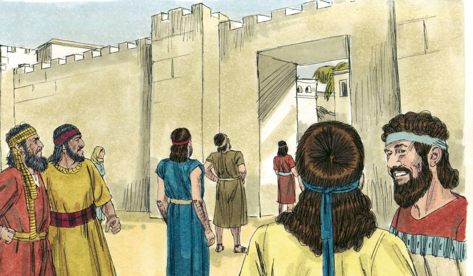 Bible Lesson Returning to the Word of God Nehemiah 78