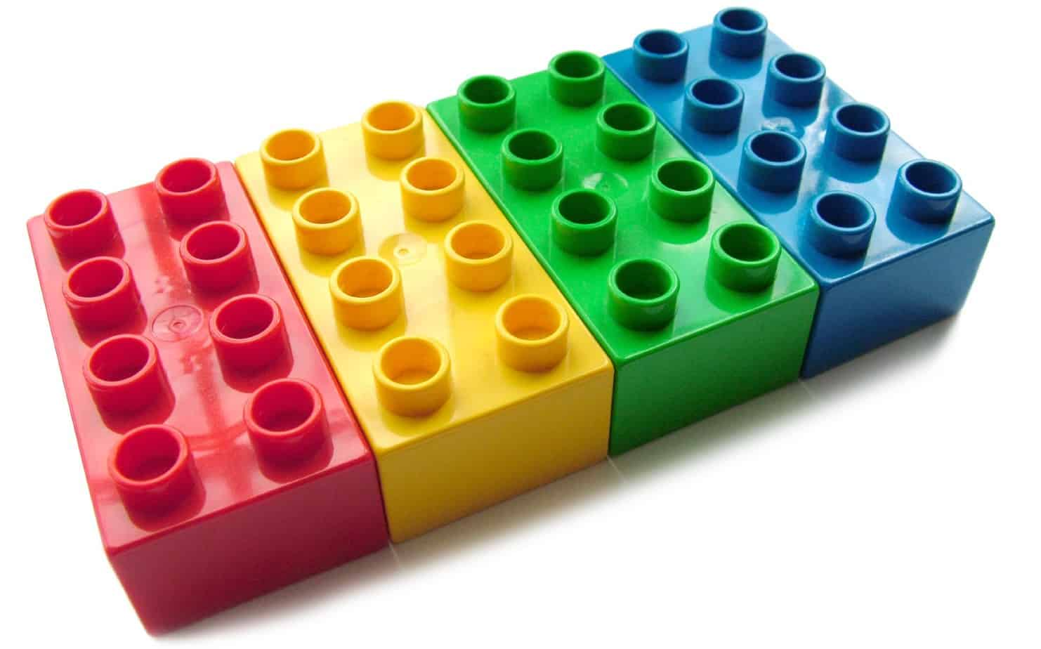 Building Blocks Object Lesson Ministry To Children
