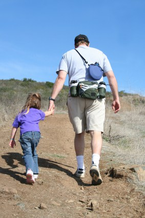 walking-with-dad