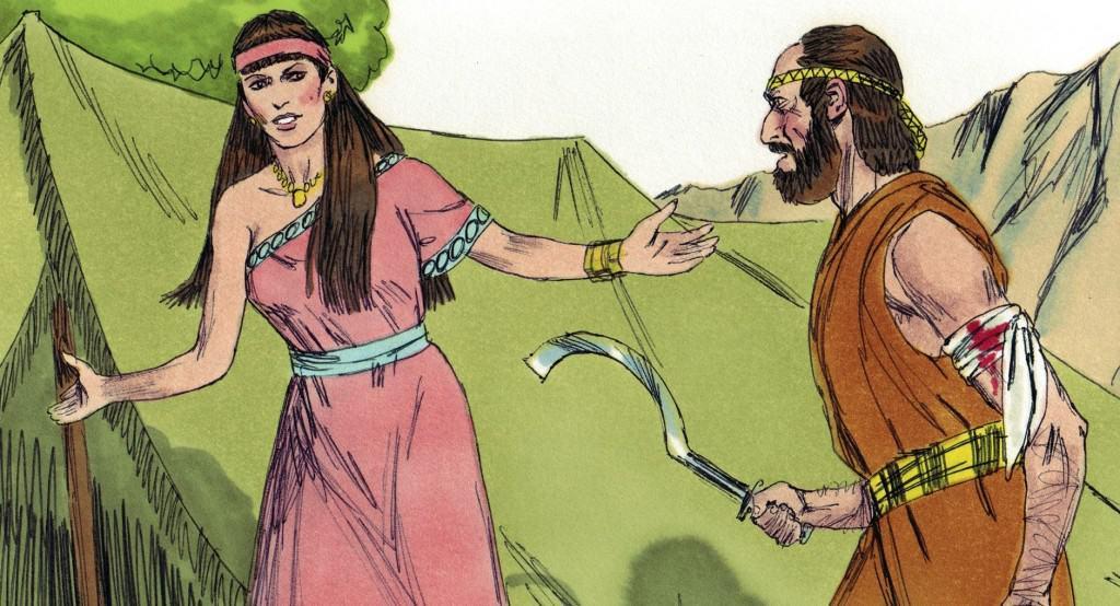 dBible Lesson: God delivers Israel through Deborah and Barak
