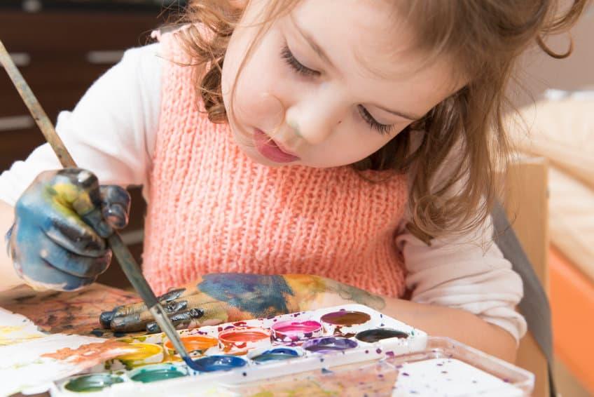 No Mess Activities for Children's Church