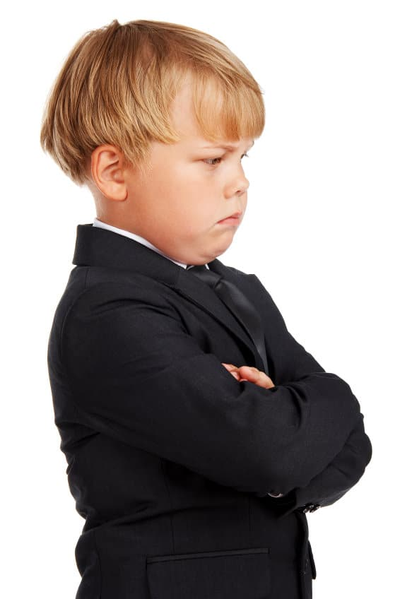 How to help the angry child  in your ministry