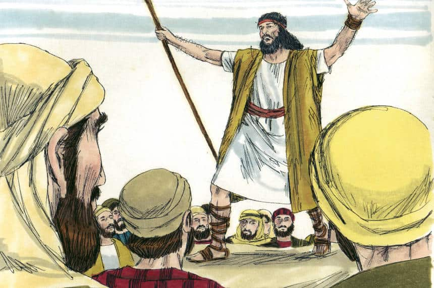 Bible Lesson: The Message of John the Baptist