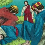 """Garden of Gethsemane"" Bible Skit for Children"