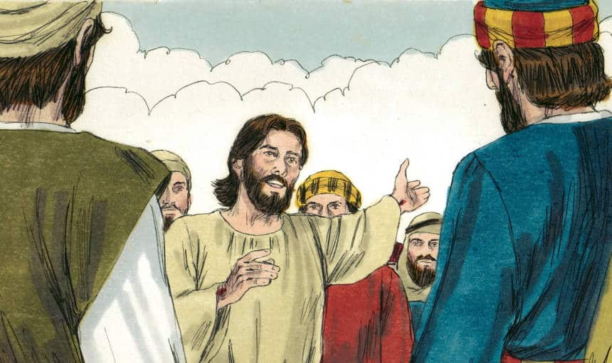 The Great Commission Bible Lesson Ministry To Children