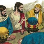 """The Lord's Supper"" Bible Skit for Children"