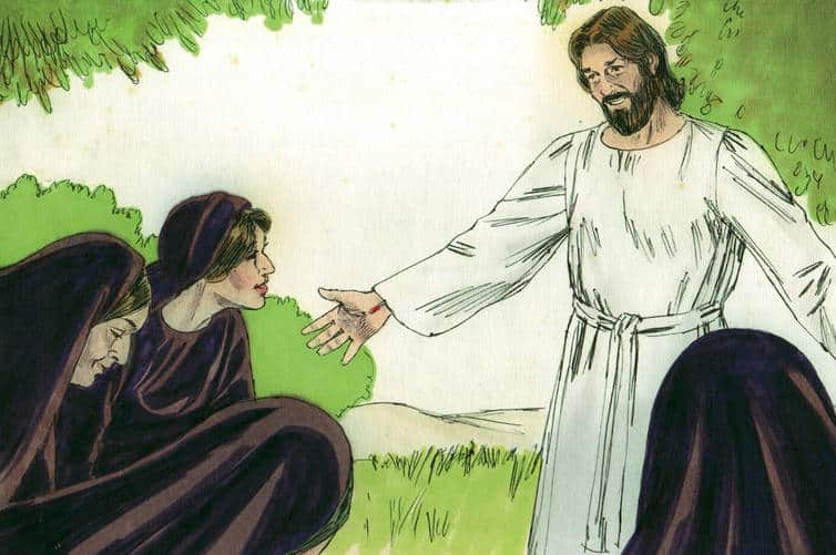 Bible Lesson:  Resurrected Jesus Appears to Many