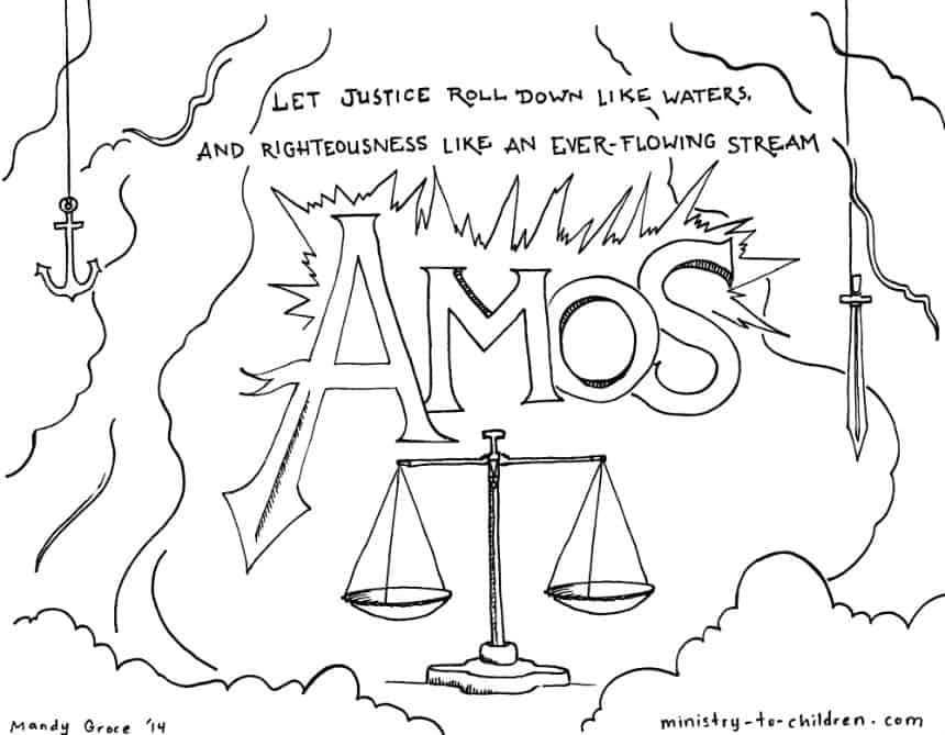 amos coloring pages - photo#1