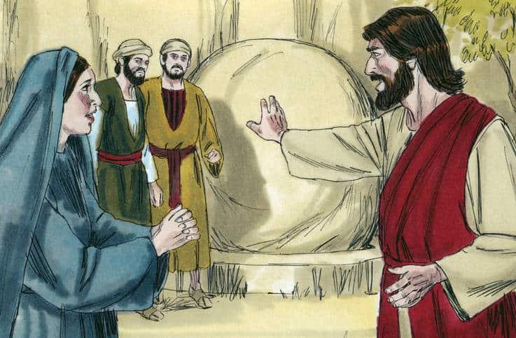 I AM the Resurrection and the Life (John 11:25) Lesson