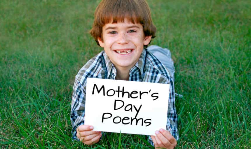 Mother S Day Poems Kids Crafts Ministry To Children